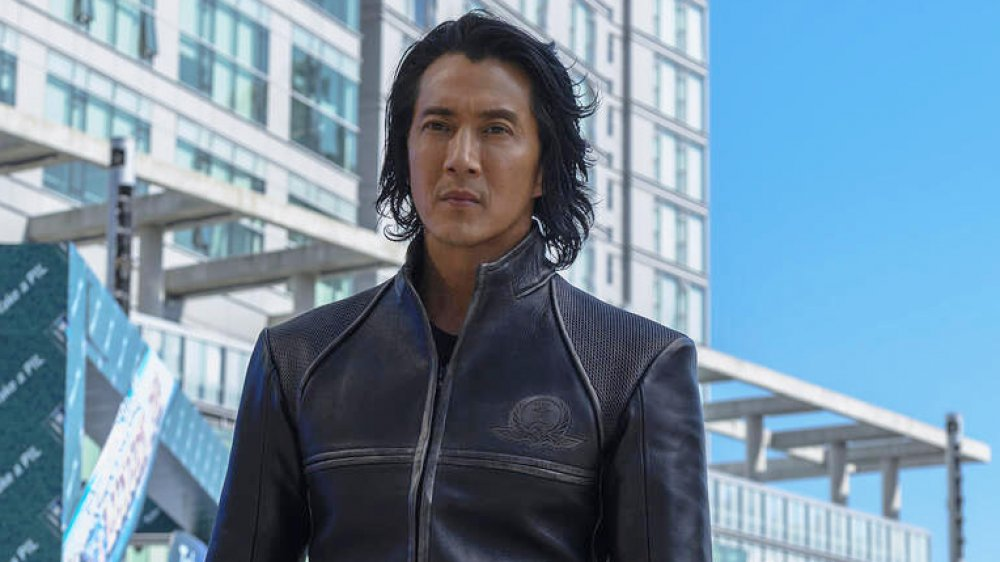Will Yun Lee as Stronghold Kovacs on Altered Carbon