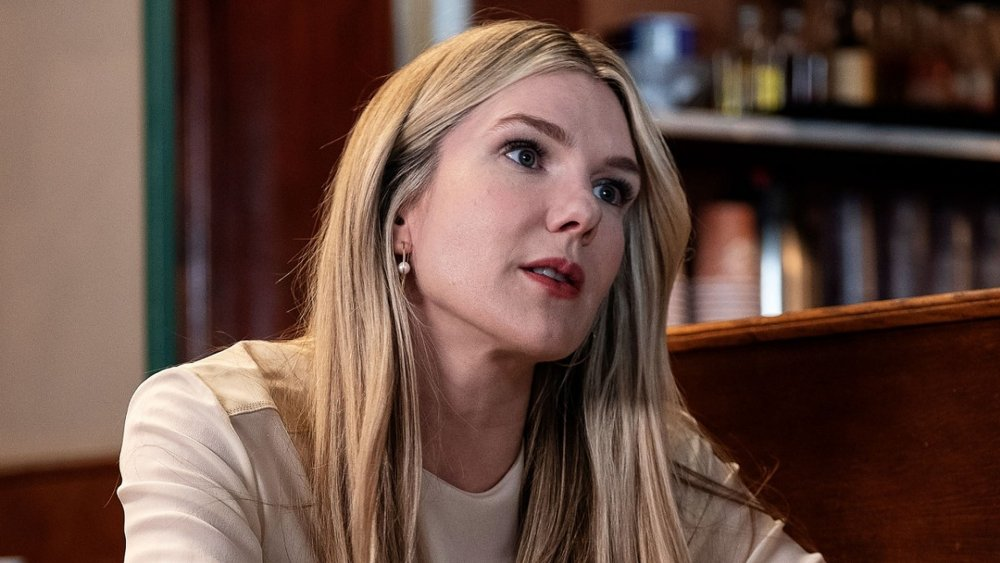 Lily Rabe as Sylvia Steinitz in The Undoing