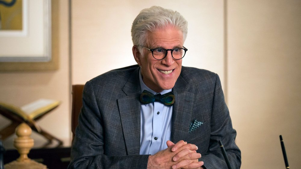 Ted Danson as Michael on The Good Place