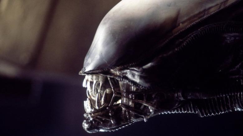 The Xenomorph in Alien