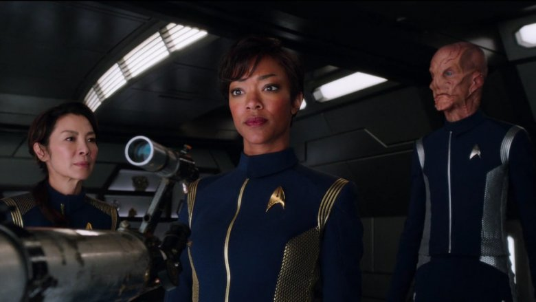 Why The Star Trek Discovery Cast Looks Familiar