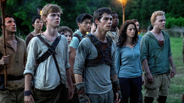 Why the cast of The Maze Runner looks so familiar