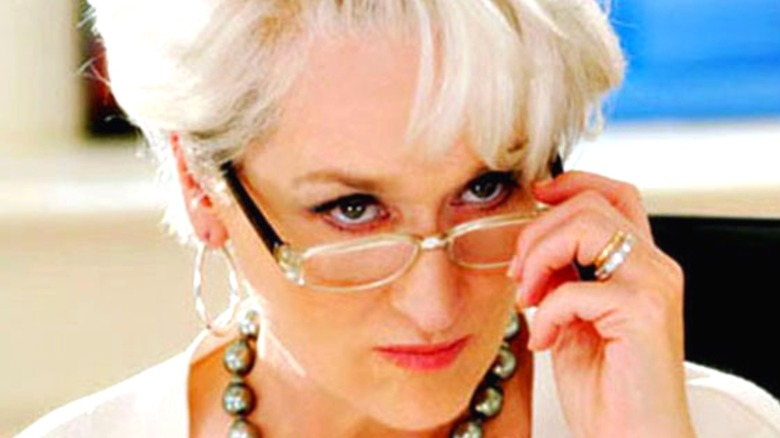Miranda Priestly glasses