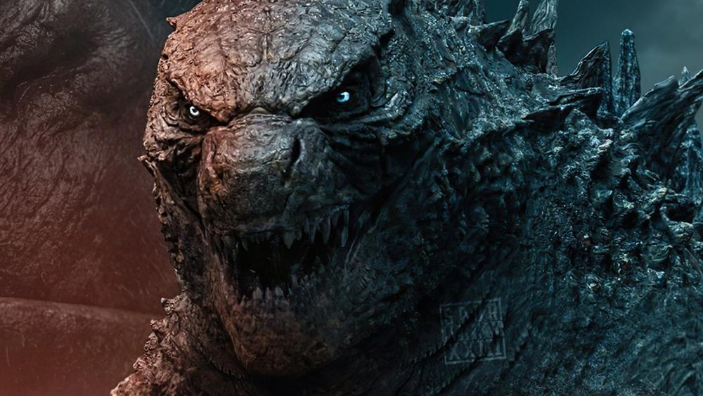 Godzilla in Godzilla vs. Kong