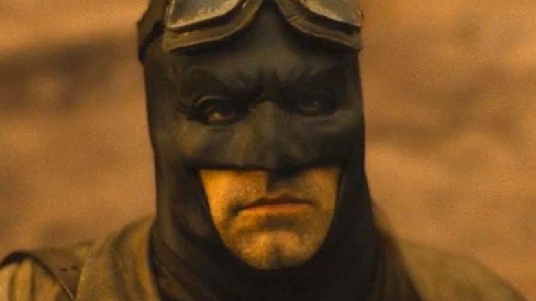 Snyder Cut Batman Knightmare