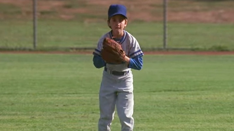 Jake Hoffman as Little League Player in Hook