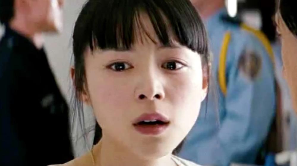 Zhang Jingchu as Soo-Yung in Rush Hour 3