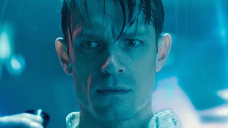 Joel Kinnaman on Altered Carbon