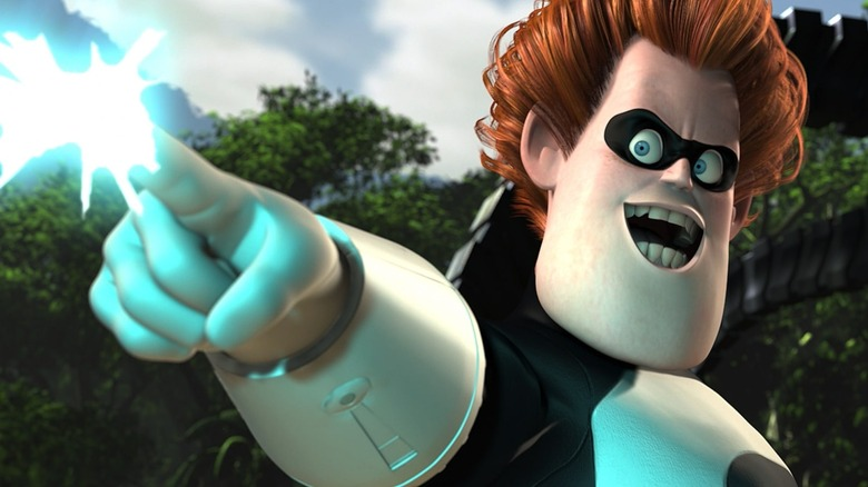 Why The Villain Of The Incredibles Wasn T Syndrome