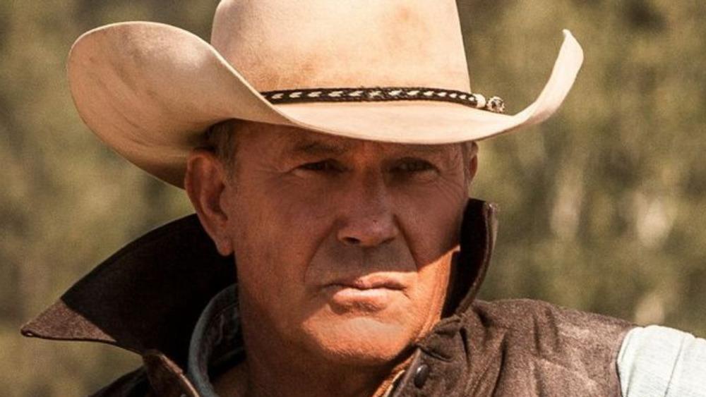 Kevin Costner John Dutton Yellowstone