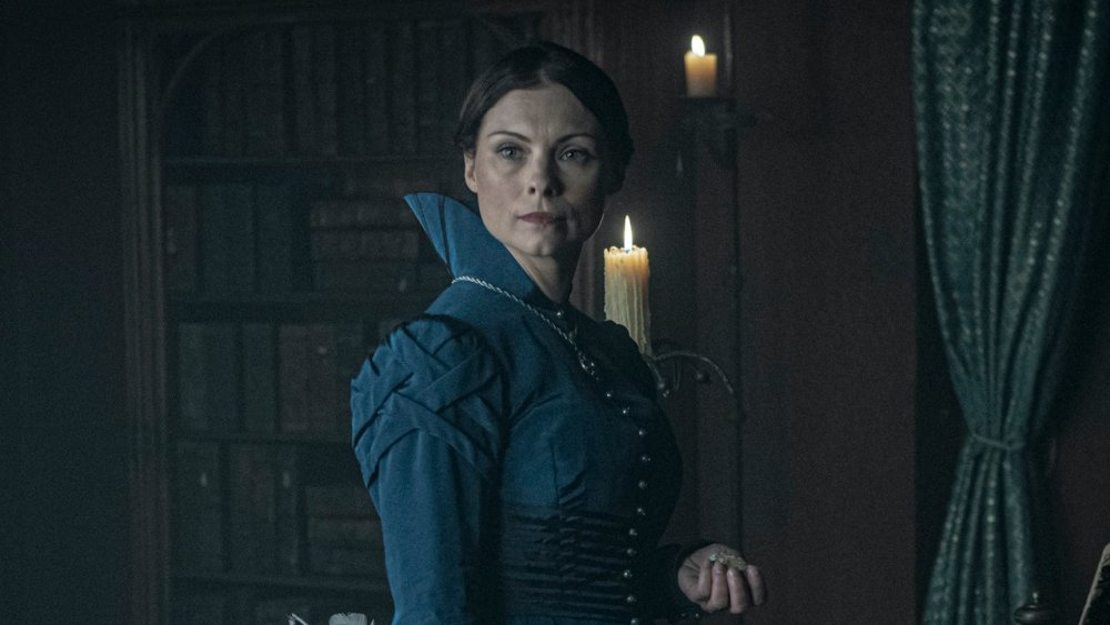MyAnna Buring as Tissaia in The Witcher