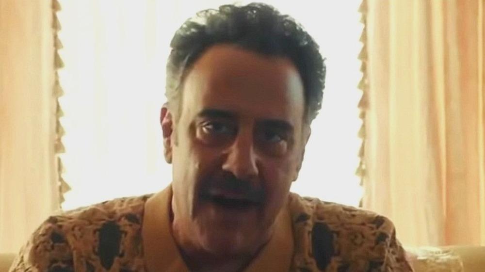 Brad Garrett in a Jimmy Johns commercial