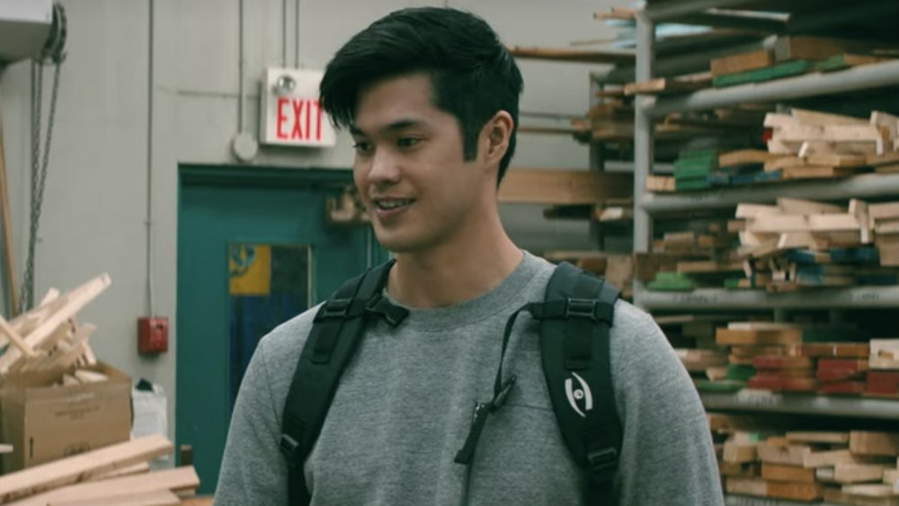 Ross Butler as Trevor Pike in To All the Boys: P.S. I Still Love You