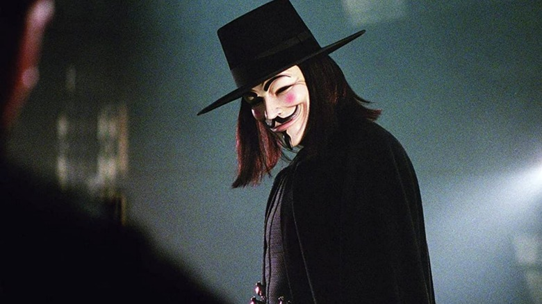 Why V From V For Vendetta Sounds So Familiar