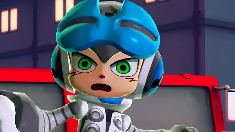 mighty no 9 screenshot