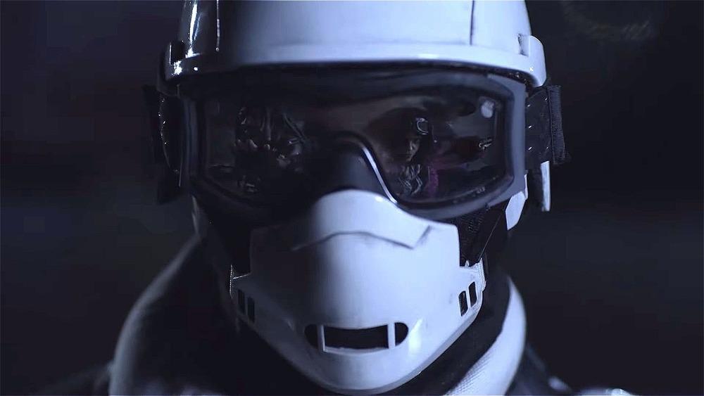 Walking Dead trooper
