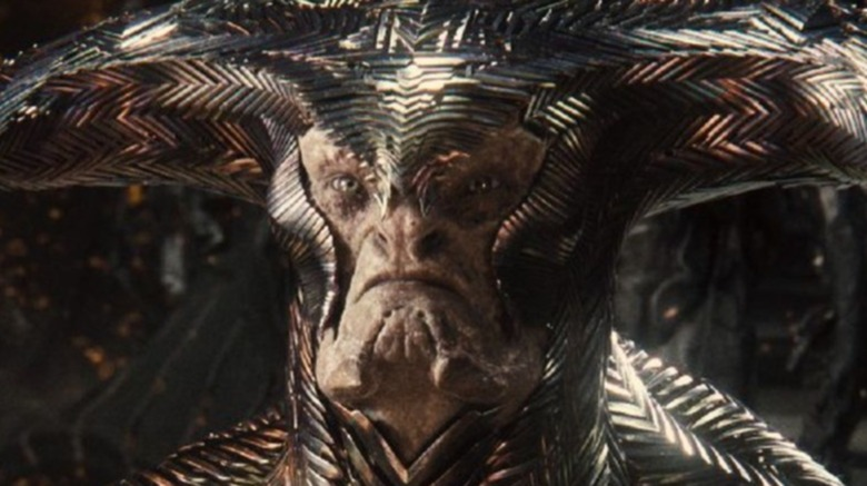 Steppenwolf from the Snyder Cut of Justice League