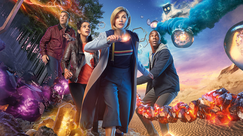 Cast of Doctor Who
