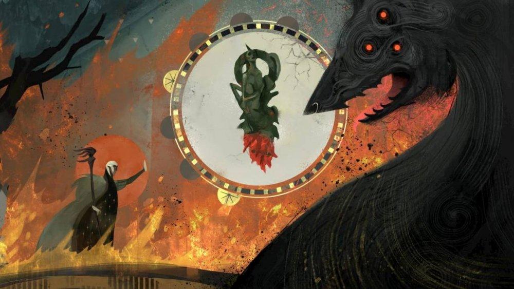 Dragon Age 4 teaser