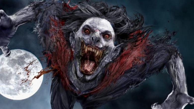 Morbius >> Why Jared Leto S Morbius Has Us Worried