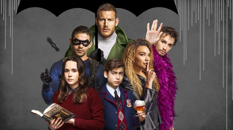 from The Umbrella Academy