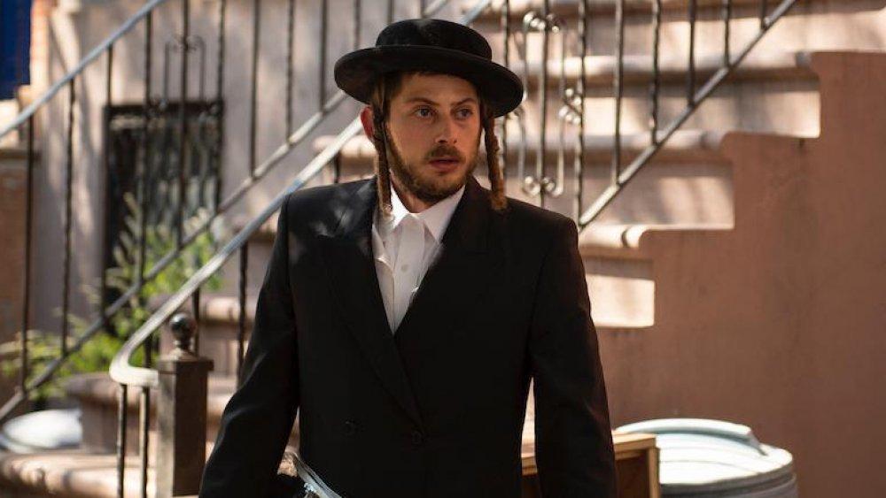 Amit Rahav as Yakov Shapiro on Unorthodox