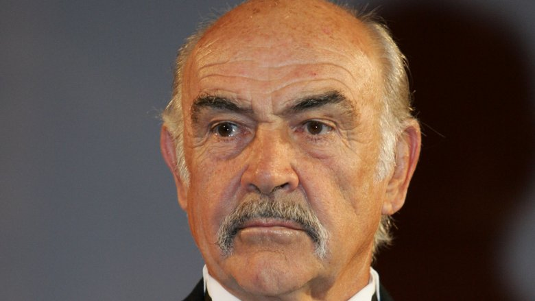 why you don u0026 39 t see sean connery onscreen anymore