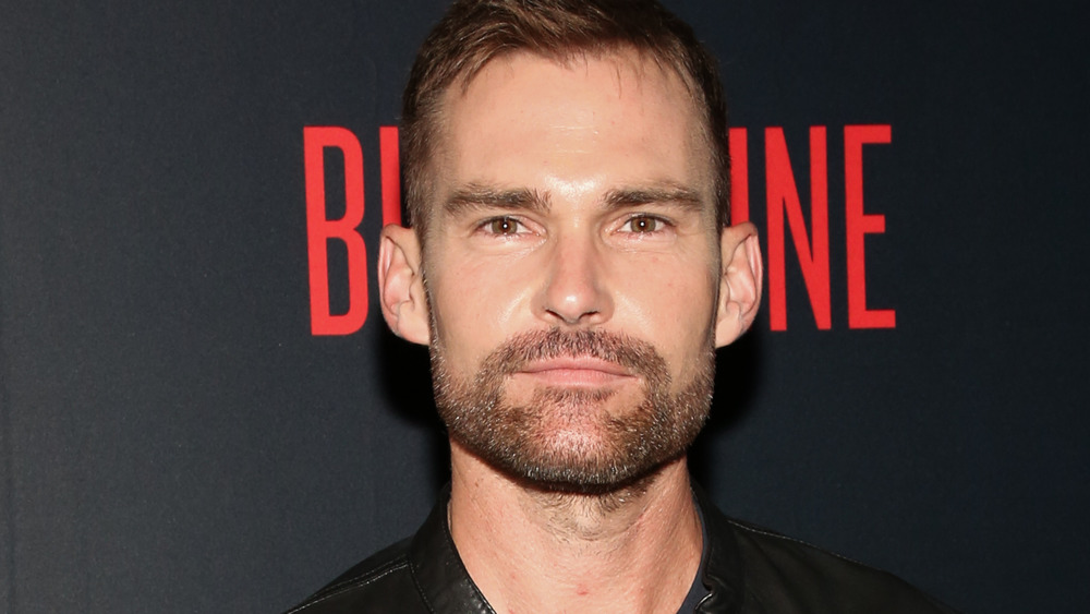Seann William Scott at Bloodline premiere