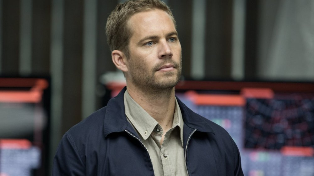 Paul Walker as Brian O'Conner in Fast and Furious 6