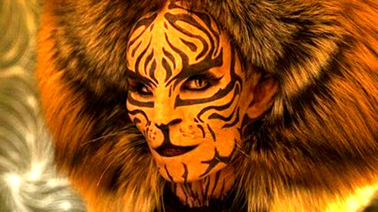 Tigris in the Hunger Games