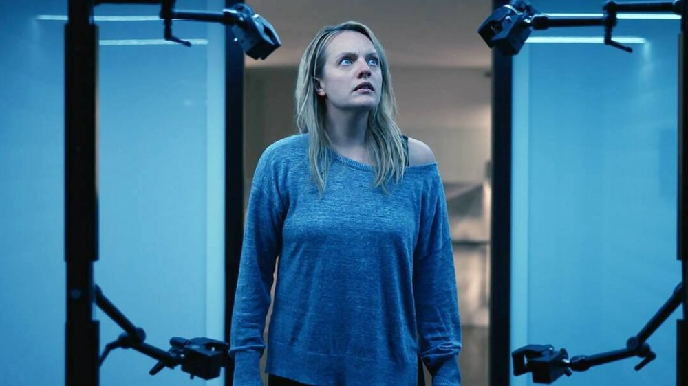 Elisabeth Moss as Cecilia Kass in The Invisible Man