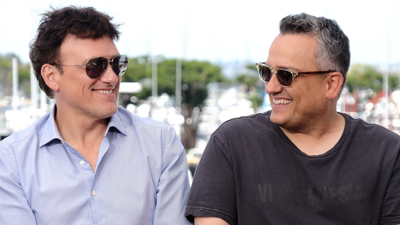 Anthony Russo (left) and Joe Russo (right)