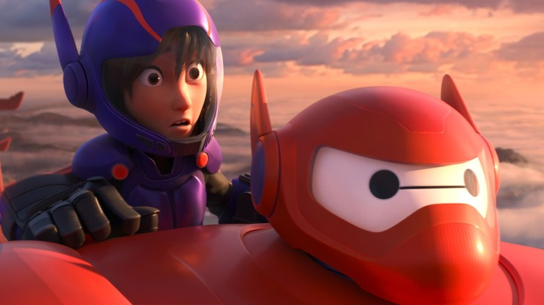 Will there be a Big Hero 6 sequel?