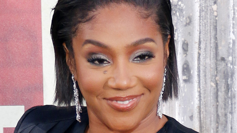 Tiffany Haddish smiling