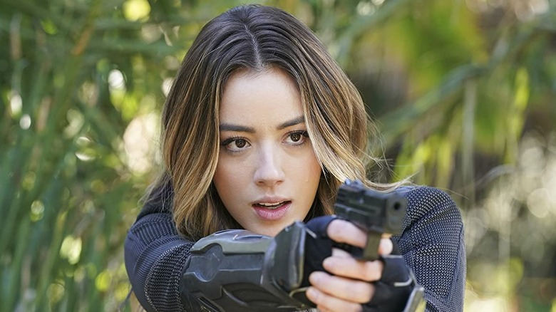 Agent Daisy Johnson, AKA Quake, in Marvel's Agents of S.H.I.E.L.D.