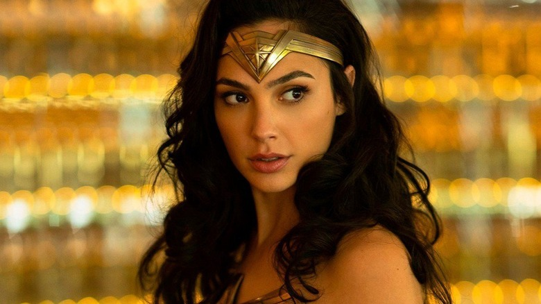 Gal Gadot Wonder Woman 1984 promotional photo