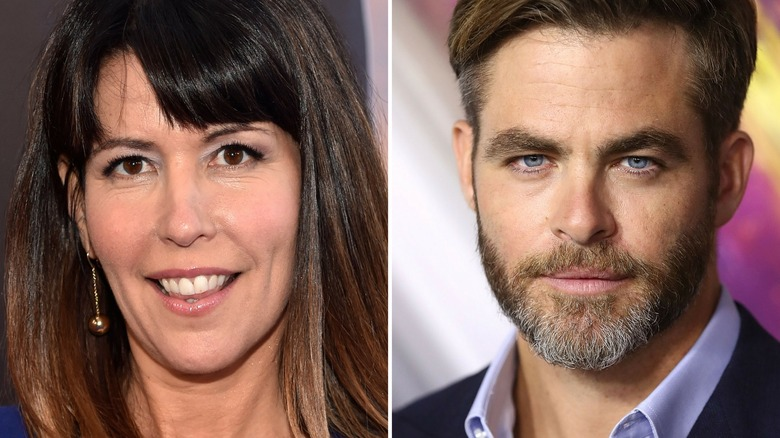 Wonder Woman S Patty Jenkins And Chris Pine Reunite For Tnt Drama