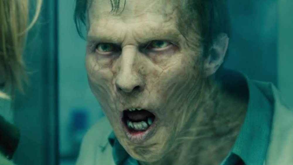 Infected person in World War Z