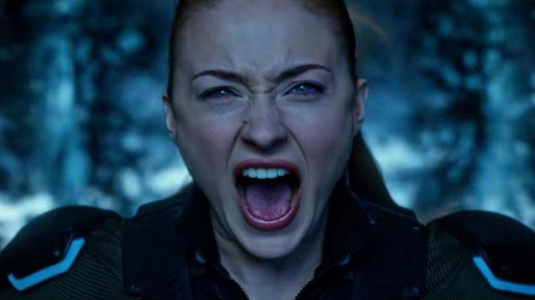 X-Men Sophie Turner Jean Grey