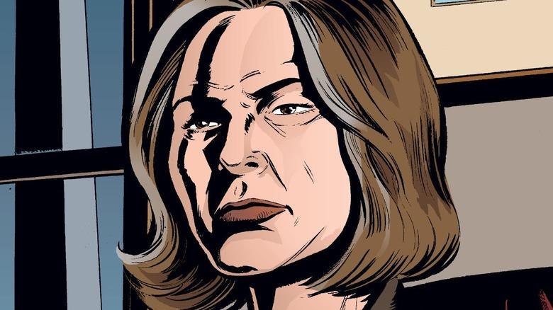 Jennifer Brown in Y The Last Man by Brian K Vaughan