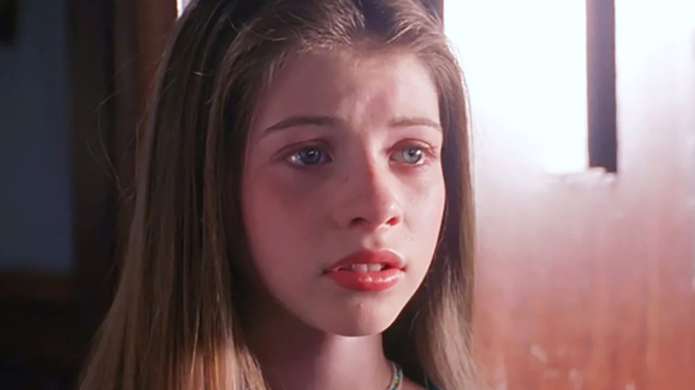 Young Michelle Trachtenberg as Dawn Summers