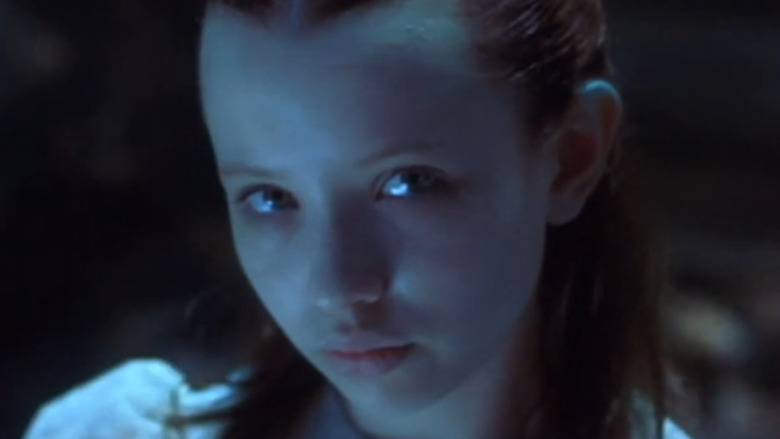 Emily Browning as Katie in Ghost Ship