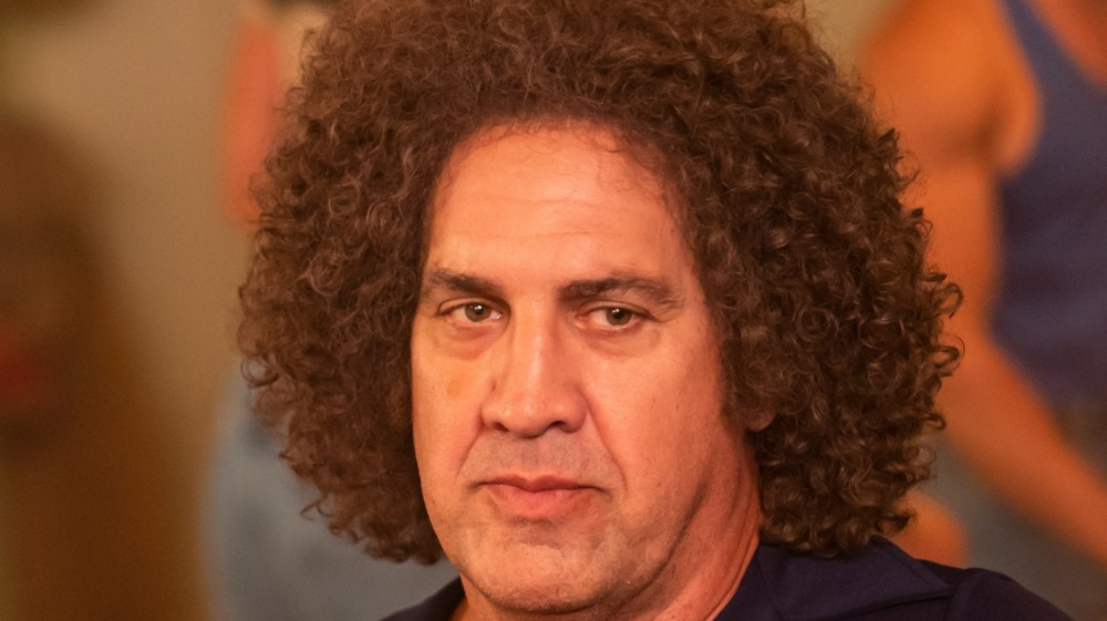 Matthew Willig as Andre the Giant