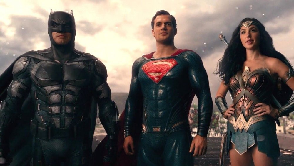 The Justice League from Justice League