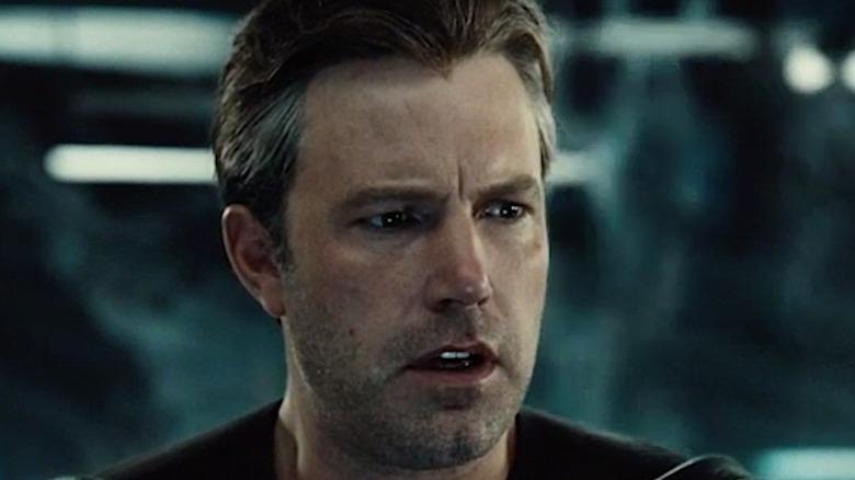 Ben Affleck Batman unsure