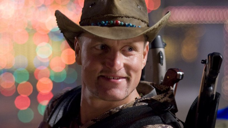 Woody Harrelson in Zombieland