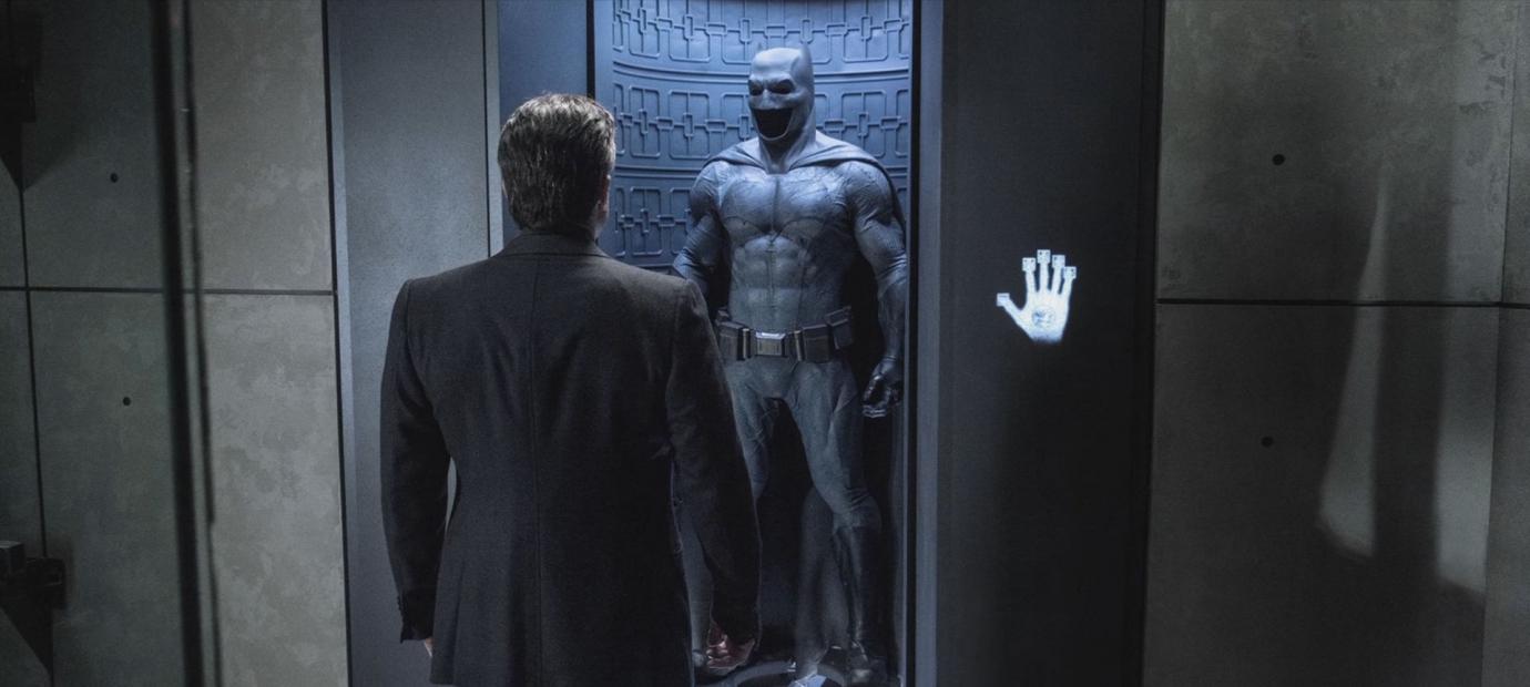 why the batman v superman batsuit is the best yet