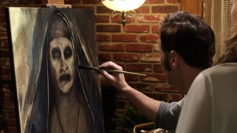 The Conjuring 2 getting spinoff movie with The Nun