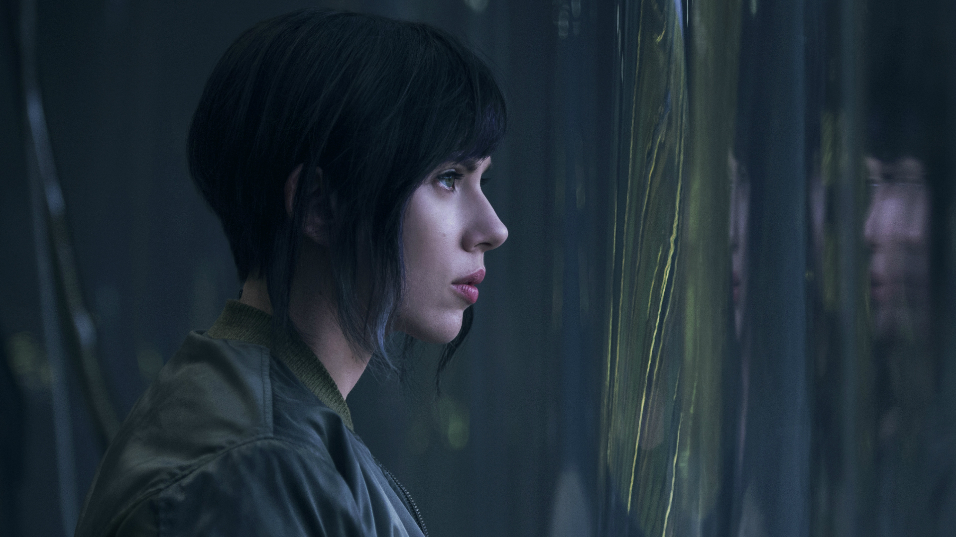 Ghost in the Shell trailer: Scarlett Johansson transforms