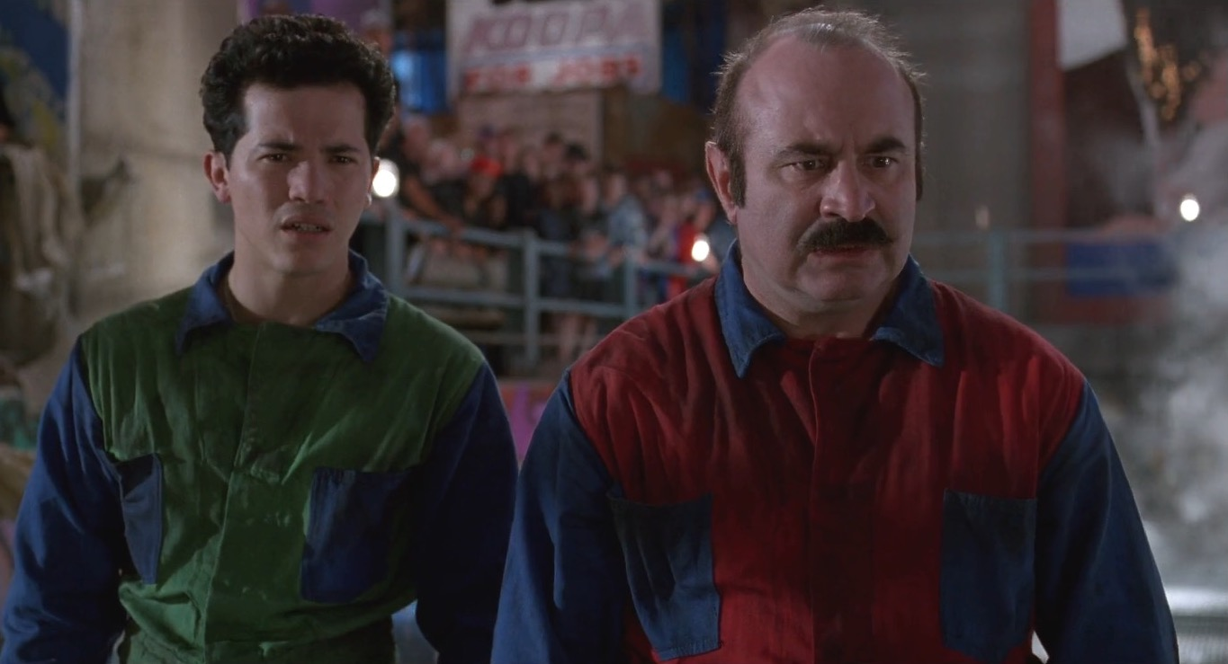 Untold Truth Of The Super Mario Bros Movie